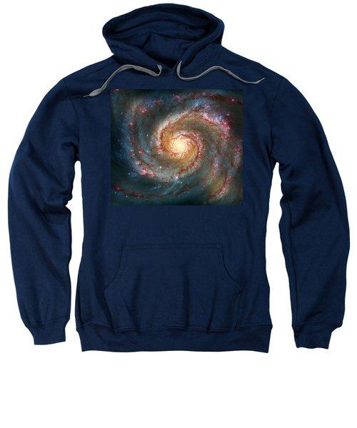 Whirlpool Galaxy  Sweatshirt