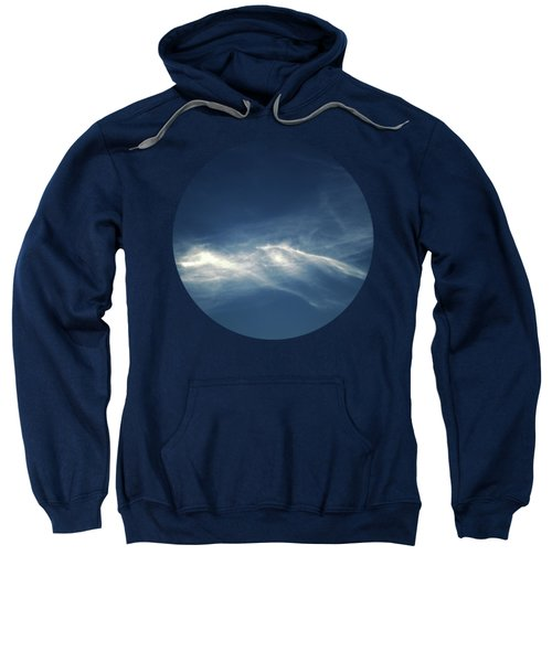 White Mountains In The Sky Sweatshirt