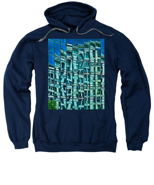 Windows In Windows Sweatshirt