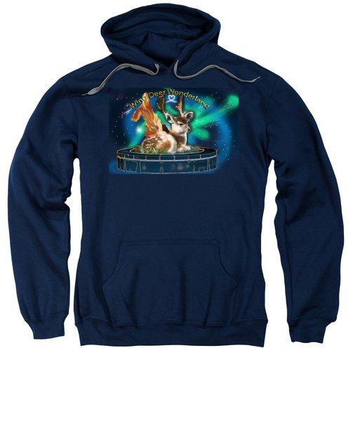 Wing Deer Sweatshirt