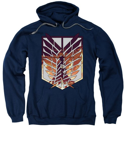 Wings Of Freedom Sweatshirt