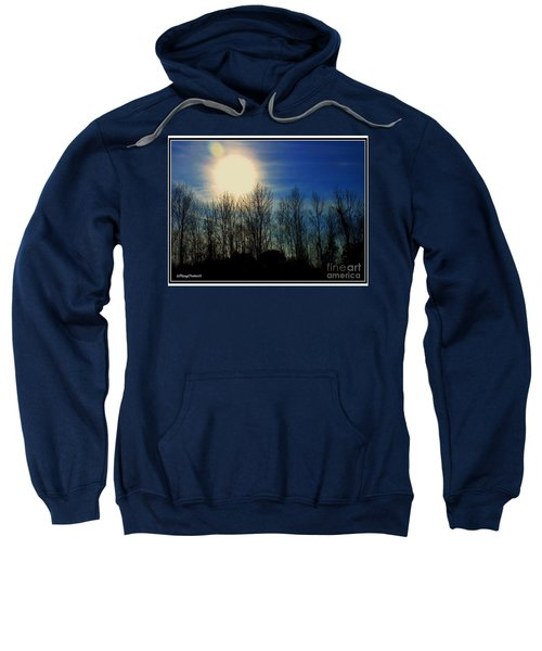 Winter Morning Sweatshirt