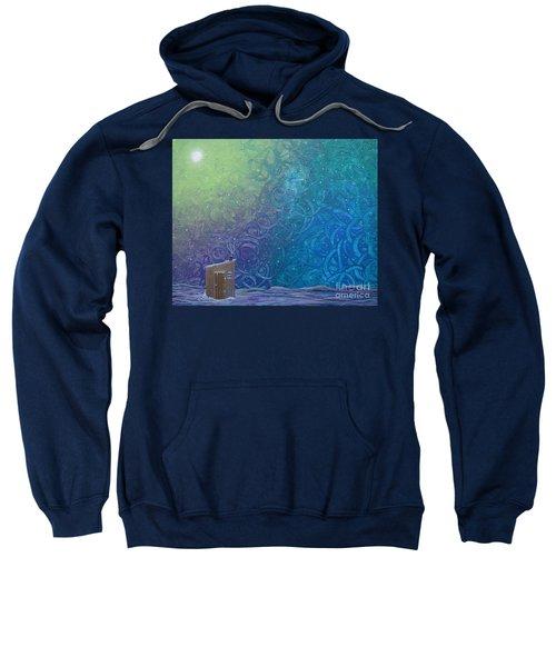 Winter Solitude 2 Sweatshirt