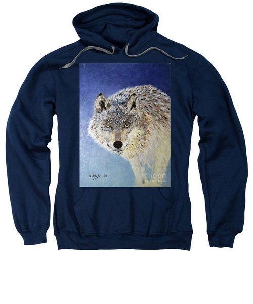 Wolf Study Sweatshirt