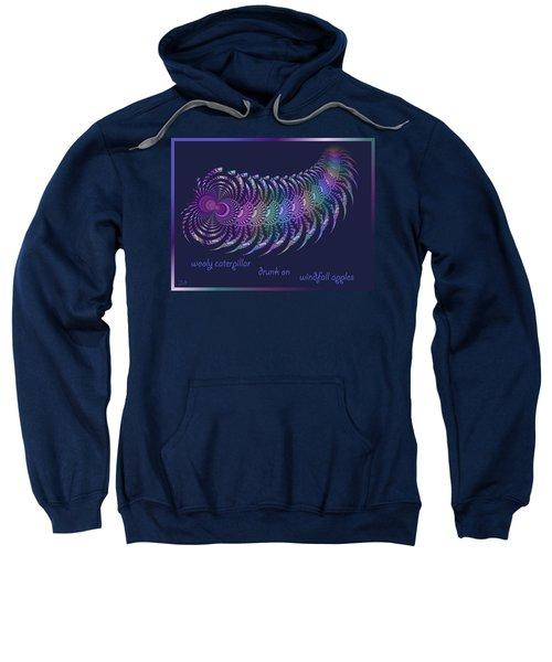 Wooly Caterpillar Haiga Sweatshirt