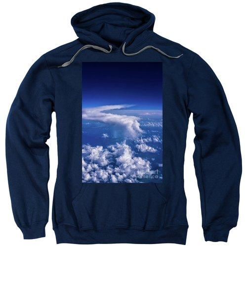 Writing In The Sky Sweatshirt