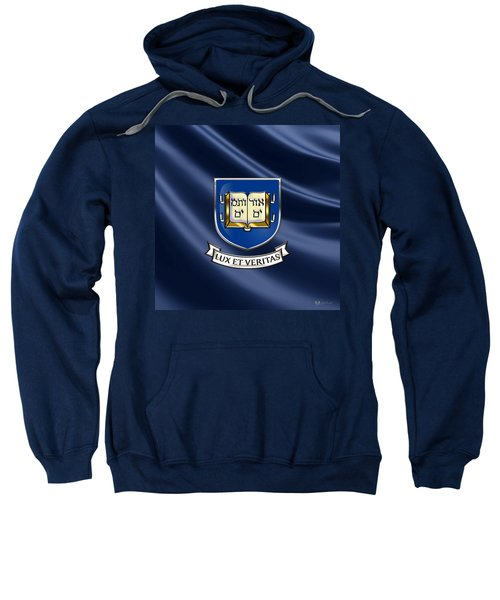 Yale University Coat Of Arms.  Sweatshirt