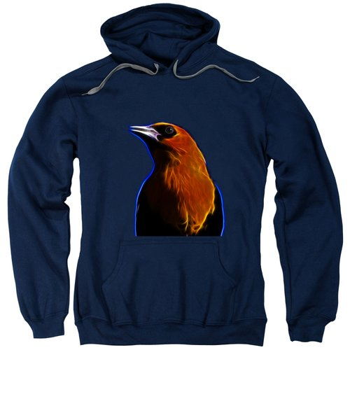 Yellow Headed Blackbird Sweatshirt