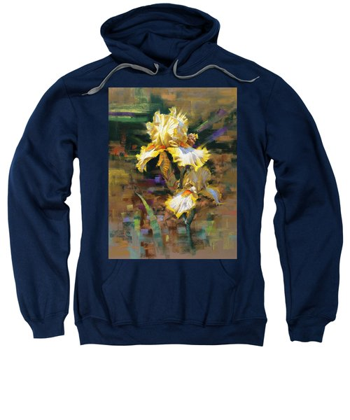 Yellow Iris II Sweatshirt