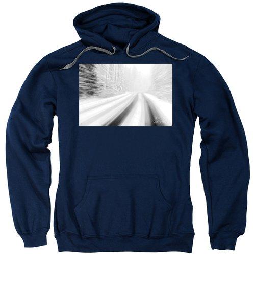 Yellowstone Summer Snow Sweatshirt