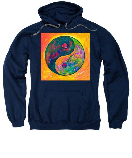 Yin Yang Flow Sweatshirt