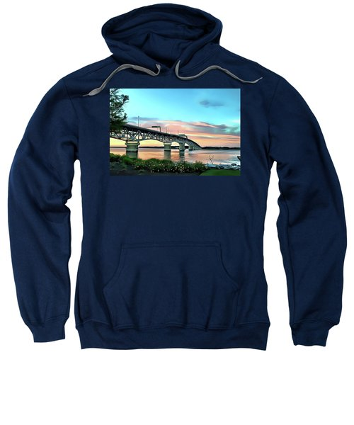 York River Bridge Sweatshirt