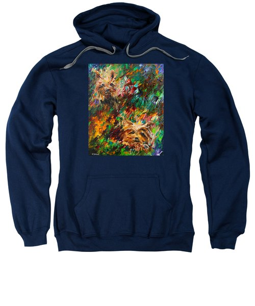 Yorkies Sweatshirt