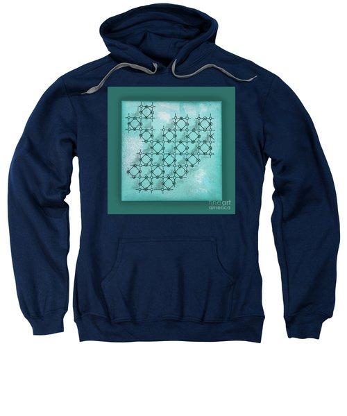 Abstract Biological Illustration Sweatshirt