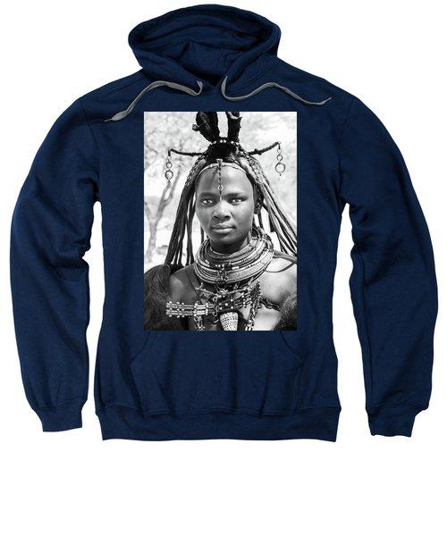 Himba Girl Sweatshirt