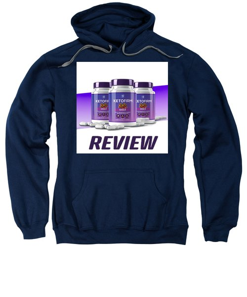 Keto Firm Forskolin Reviews Sweatshirt
