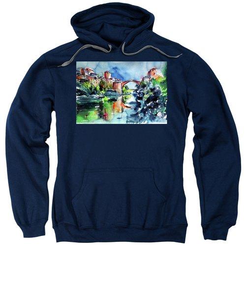Mostar Bridge Sweatshirt