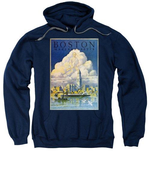 1930 Boston Massachusetts Sweatshirt