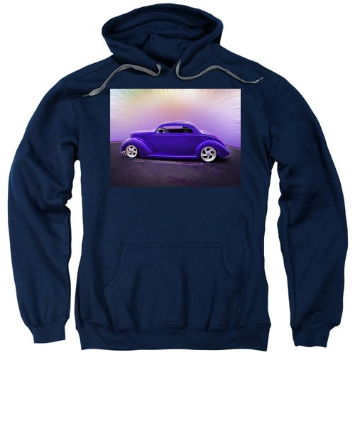 1937 Ford Coupe Sweatshirt