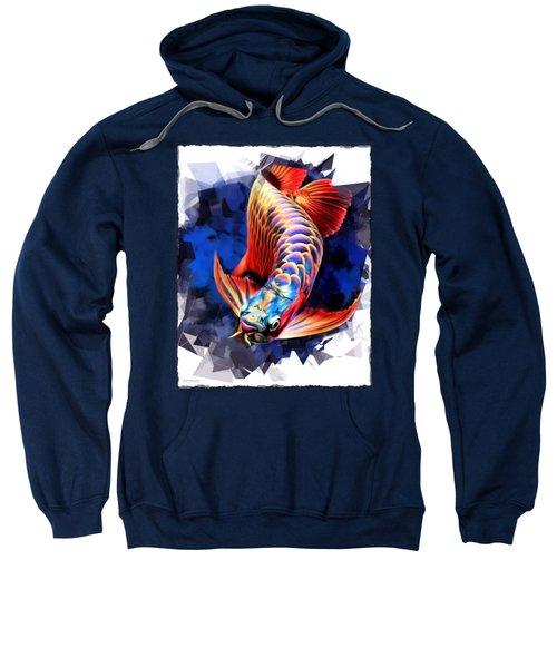 Arowana Dragonfish  Sweatshirt