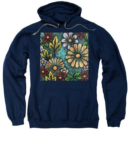 Blue Mood 1 Sweatshirt