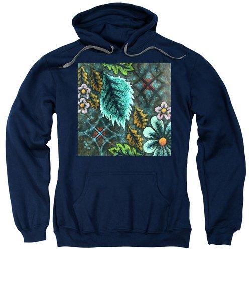Blue Mood 3 Sweatshirt