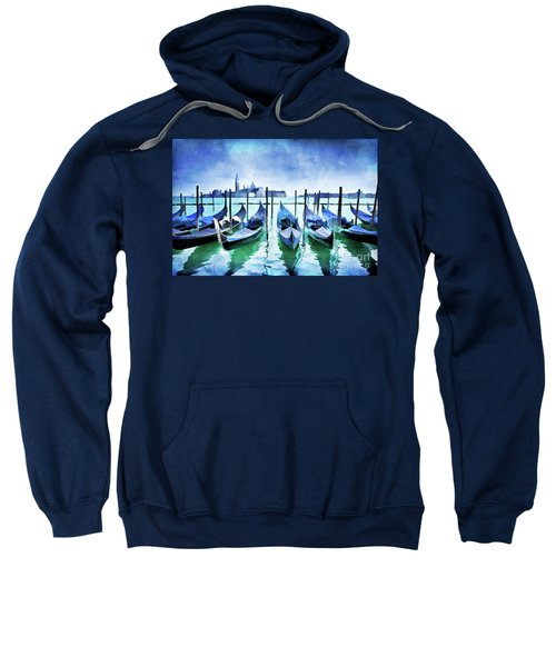 Blue Venice Sweatshirt