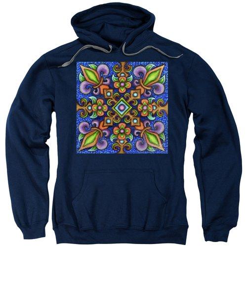 Botanical Mandala 3 Sweatshirt