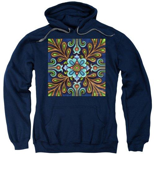 Botanical Mandala 9 Sweatshirt