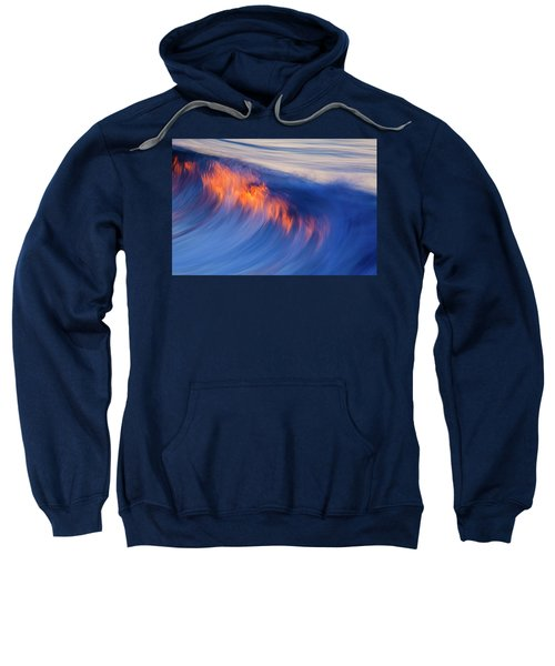 Burning Wave Sweatshirt