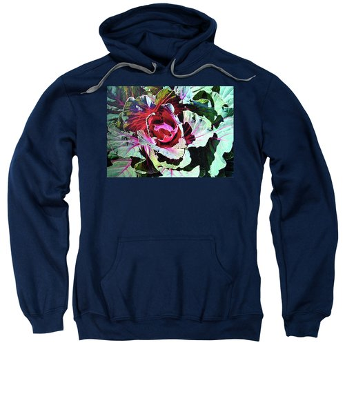 Cabbage Sweatshirt