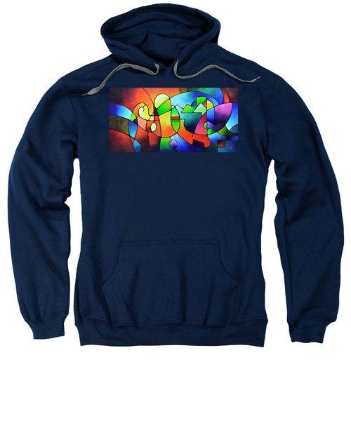 Clarity Of Focus Sweatshirt