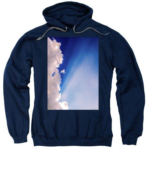 Colours.blue Sweatshirt