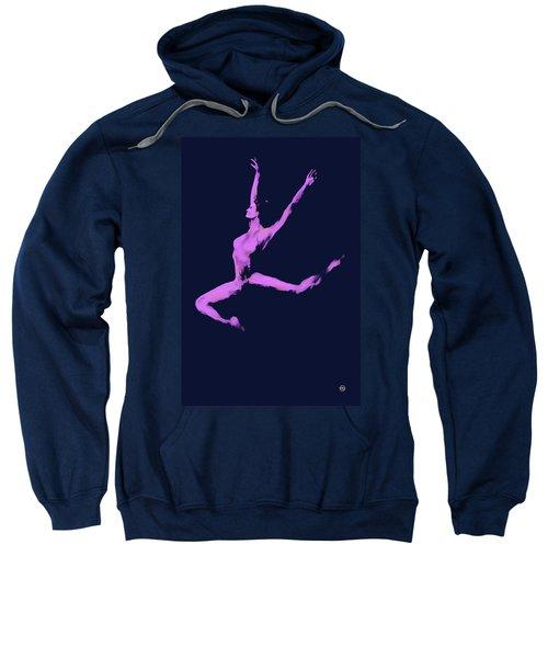 Dancer In The Dark Blue Sweatshirt