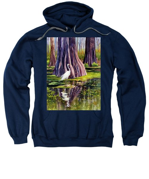 Down In The Swamplands Sweatshirt