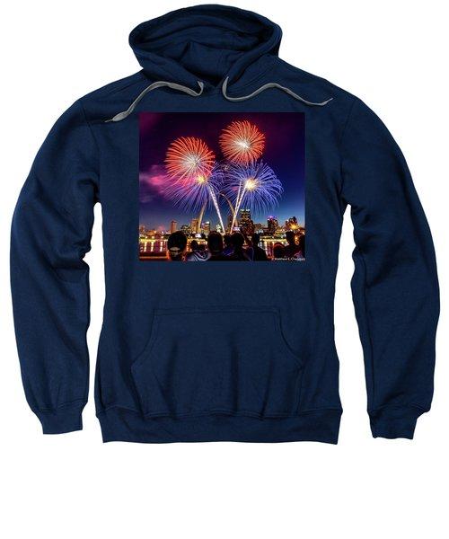 Fair St. Louis Fireworks 6 Sweatshirt