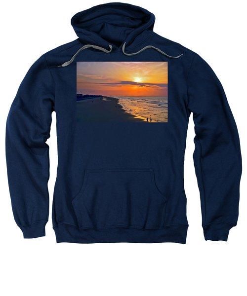 Folly Beach Sunrise Sweatshirt