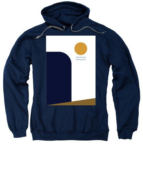Geometric Painting 2 Sweatshirt
