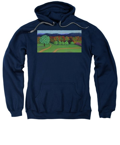 Hutchins Farm In Fall Sweatshirt