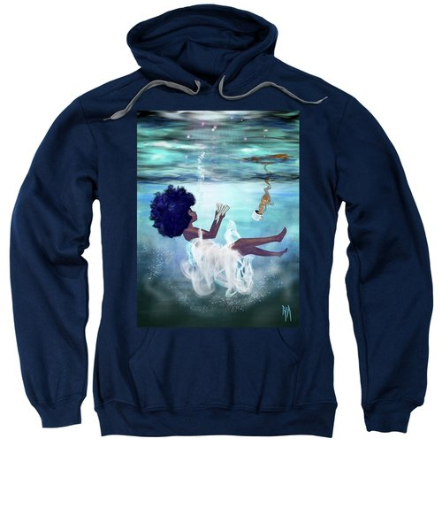 I Aint Drowning Sweatshirt