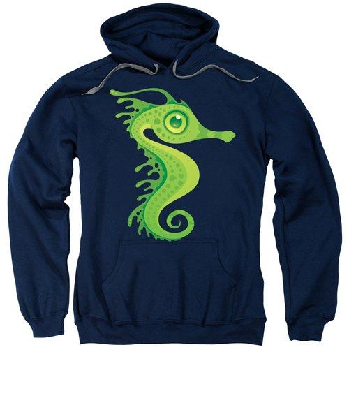 Leafy Sea Dragon Seahorse Sweatshirt