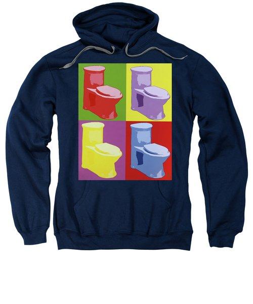 Les Toilettes  Sweatshirt