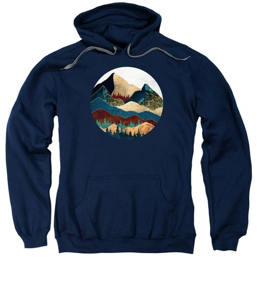 Malachite Mountains Sweatshirt