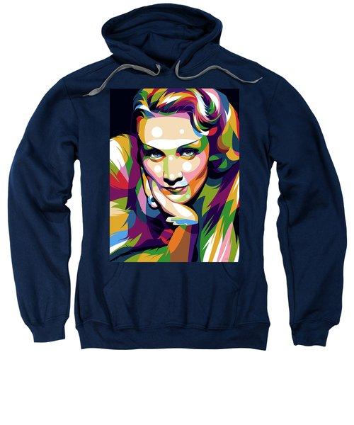 Marlene Dietrich Sweatshirt