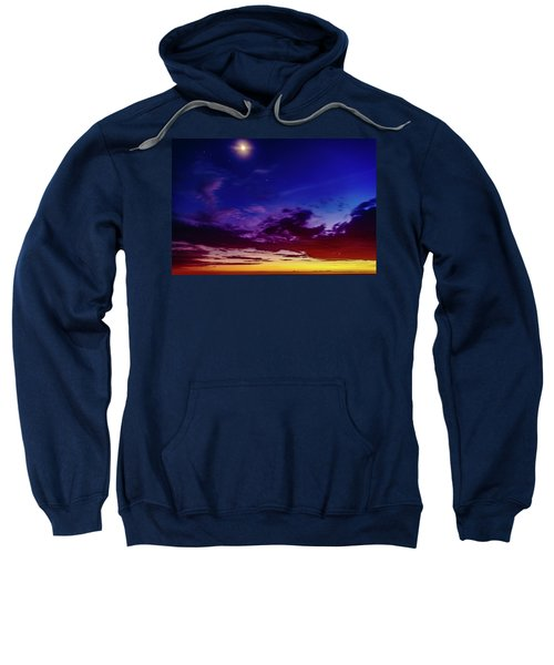 Moon Sky Sweatshirt