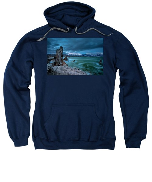 Mystical Mono Lake Sweatshirt
