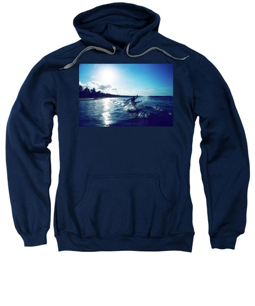 One Last Time Sweatshirt
