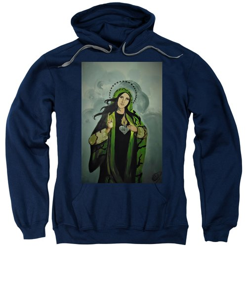 Our Lady Of Veteran Suicide Sweatshirt