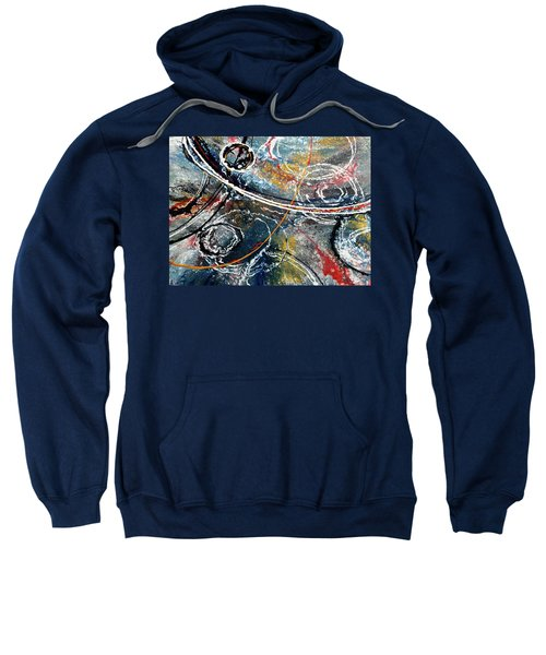 Paint Puddles Sweatshirt