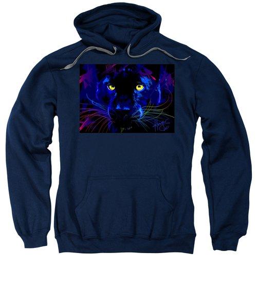 pOpCat Black Panther Sweatshirt